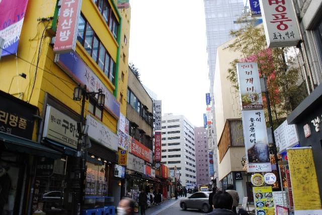 韓国旅行での危険な場所を見極める7つの方法