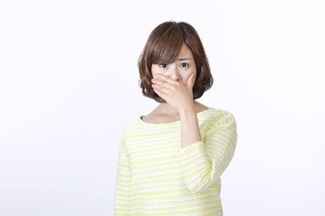 口臭は病気のサイン?口の中以外で疑われる7つの疾患